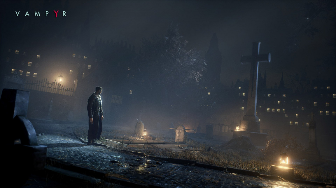 Dobové příběhové RPG Vampyr už je za rohem