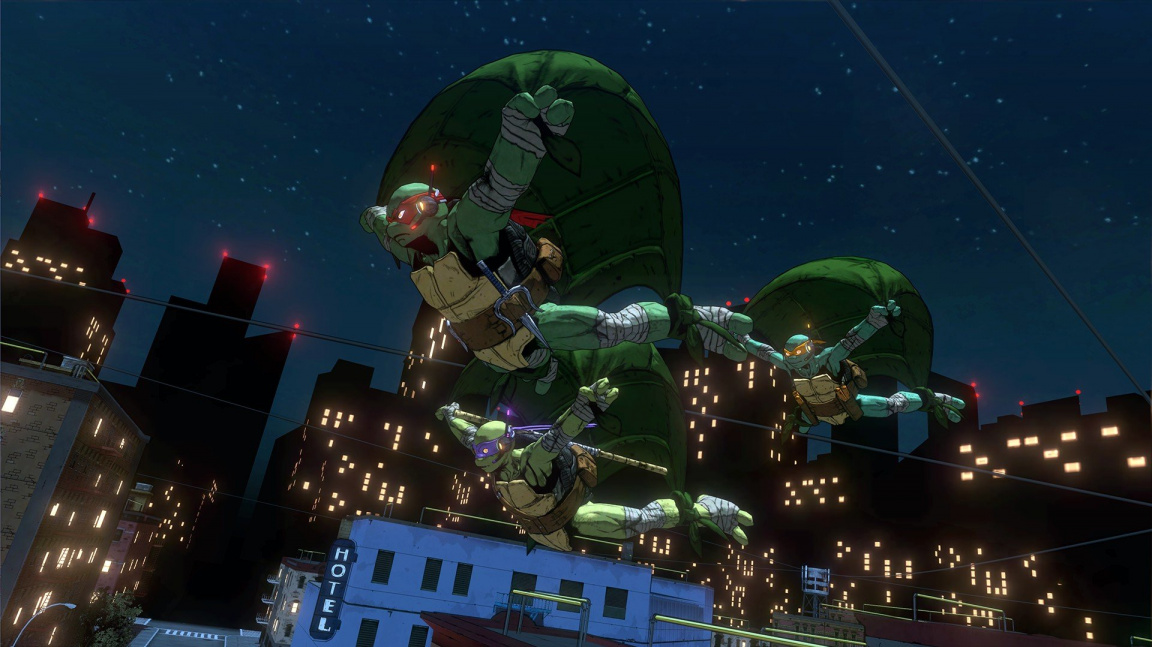 Vyšly Želvy Ninja od tvůrců Bayonetty, ale reakce hráčů jsou rozpačité