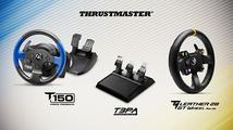 Staň se profesionálním jezdcem s produkty Thrustmaster