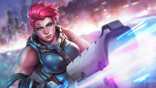 zarya___21_days_of_overwatch_by_serafleur-da2xcm7