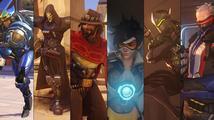 Overwatch návod - jak hrát za útočné postavy