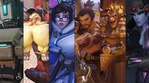 Overwatch návod - jak hrát za obranné postavy