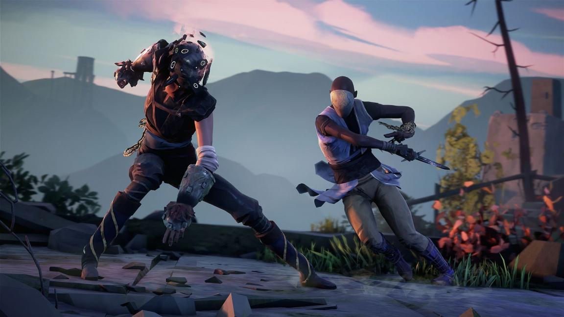 Online bojovka Absolver nespoléhá jen na pěsti a kopy, ale i na zbraně a speciální schopnosti