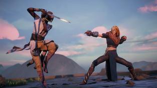 Online bojovka Absolver předvádí 15 minut kung-fu soubojů