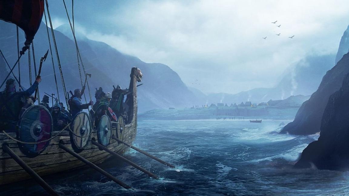 Tvůrci RPG Expeditions: Viking se chtějí historickou věrností vyhnout klišé
