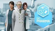 Big Pharma - recenze farmaceutického tycoonu