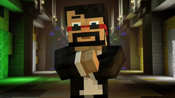 Minecraft: Story Mode - A Telltale Games Series - Episode 6: A Portal to Mystery