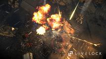 Ve frenetické akci Livelock se stanete součástí nekonečné války robotů