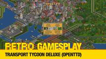 Retro GamesPlay: hrajeme Transport Tycoon Deluxe (OpenTTD)