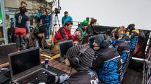 Čtvrtý díl ROG Extreme Gaming na vrcholu Lomnického štítu ovládli borci z eSuba