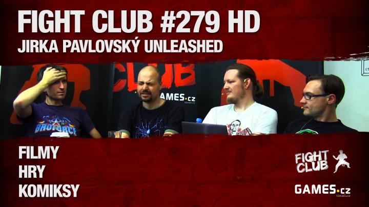 Fight Club #279 HD: Jirka Pavlovský Unleashed