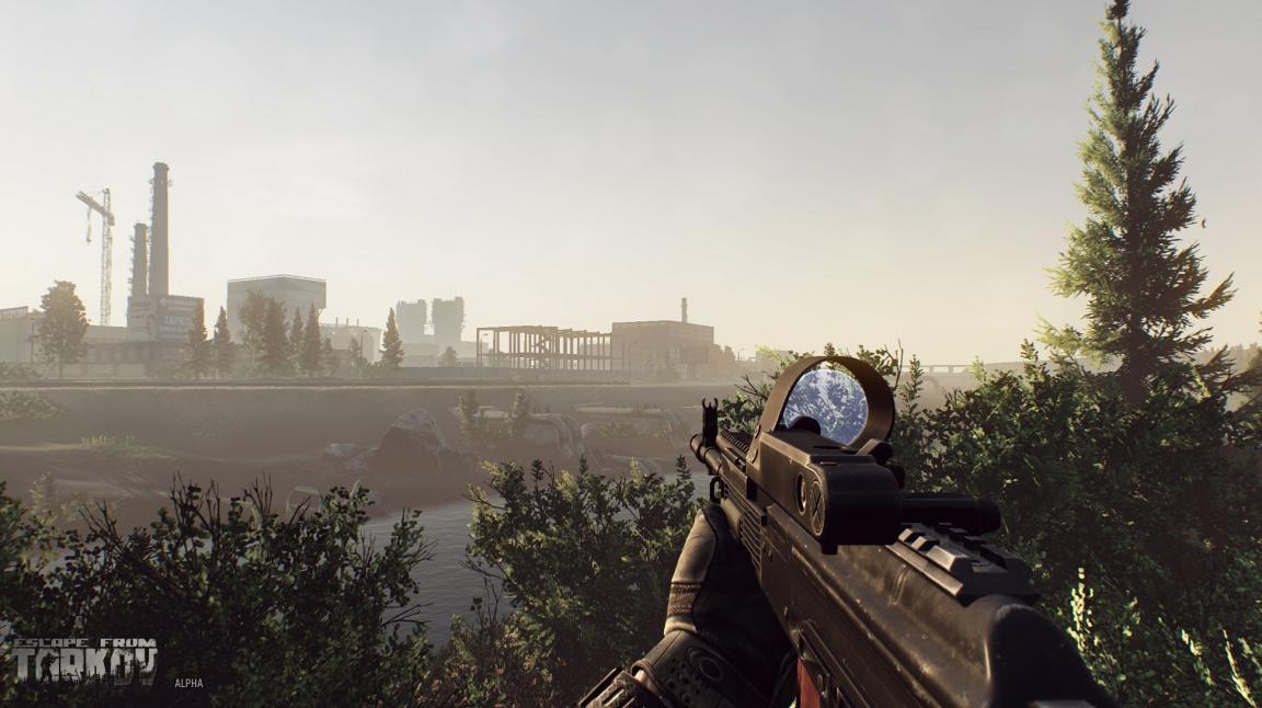 Onlinovka Escape from Tarkov předvádí komplexní systém pro úpravu zbraní