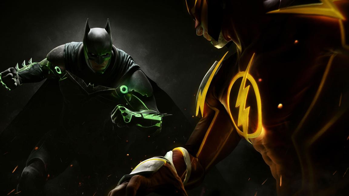 Největším tahákem bojovky Injustice 2 bude vylepšování superhrdinů