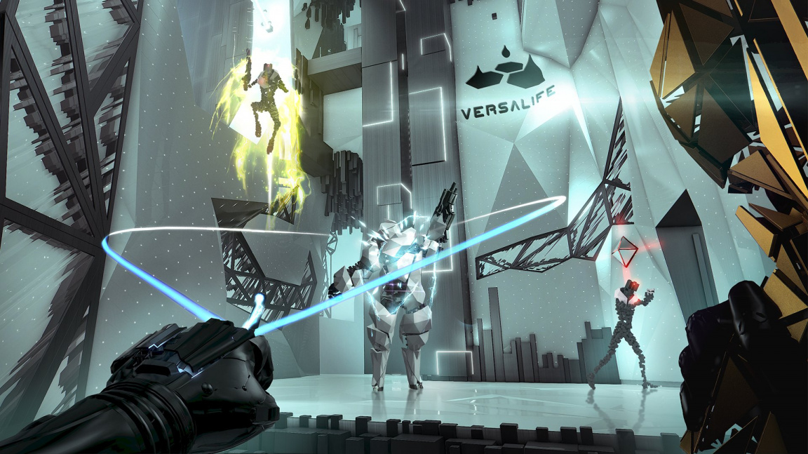 Breach mód z Deus Ex: Mankind Divided připomíná VR mise z Metal Gear Solid