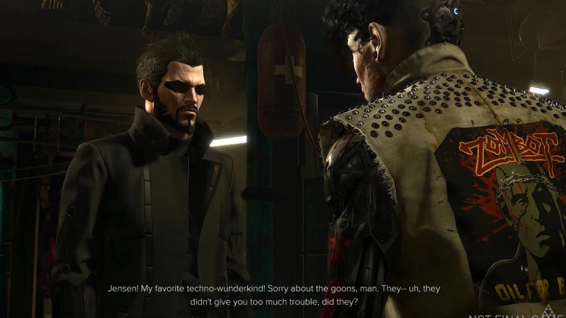 18 minut dlouhé demo Deus Ex: Mankind Divided ukazuje Prahu, jaká byla za komunismu