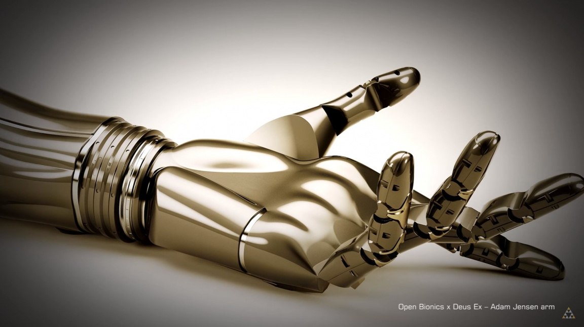Tvůrci Deus Ex spolupracují na designu bionických protéz