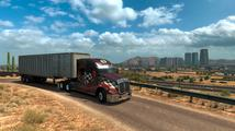 American Truck Simulator: Arizona - recenze