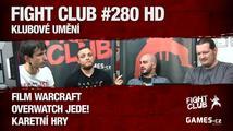 Fight Club #280: Klubové umění