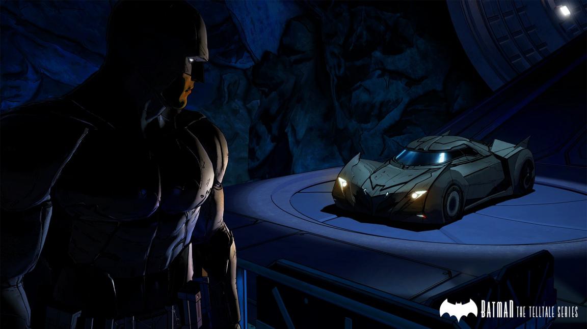 Digitální verze Batmana od Telltale vyjde v srpnu, krabicová verze o měsíc později