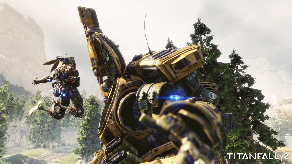 Titanfall 2 vyjde v říjnu, kampaň se zaměří na příběh robota a jeho pilota