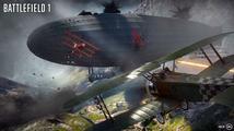 Multiplayer Battlefieldu 1 přinese dynamické změny počasí a obří bojové stroje
