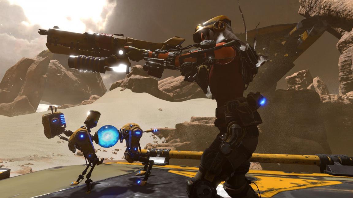 Dojmy z hraní: na pohled zajímavá ReCore se hraje jako obyčejná střílečka