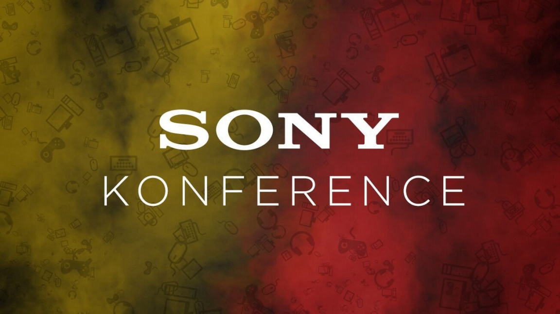 Záznam tiskové konference Sony