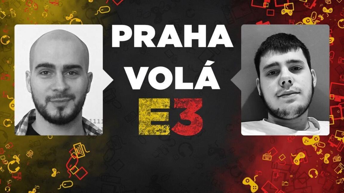 Praha volá E3 aneb Adam a Dan živě z LA (den 3)