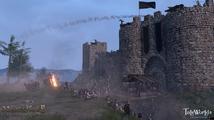 Katapulty, hořící olej a ničení hradeb v Mount & Blade II představují významné vylepšení obléhání
