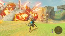 V nových videích na The Legend of Zelda: Breath of the Wild dojde na prozkoumávání i souboje