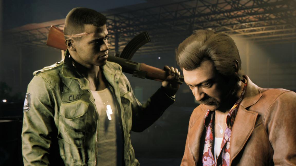Mafia III představuje zbraňový arzenál Lincolna Claye