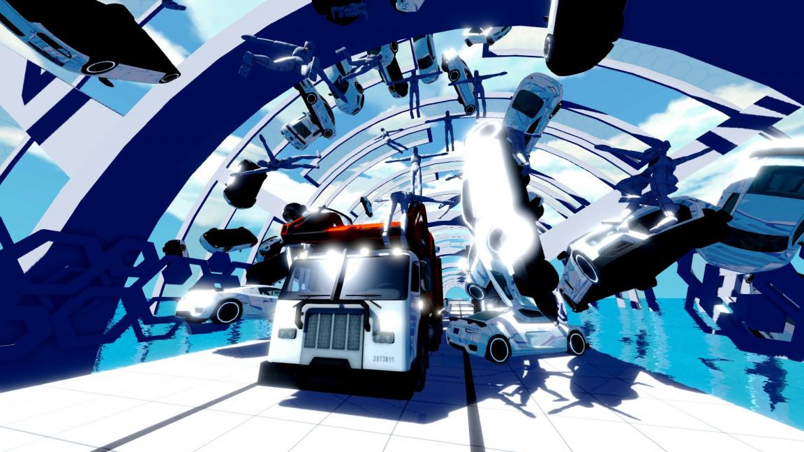 Tick Tock Bang Bang připomíná Superhot - jen místo nepřátel řešíte filmové scény