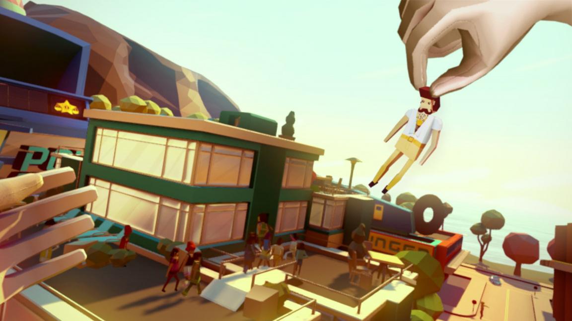 V Giant Cop: Justice Above All si ve virtuální realitě vyzkoušíte roli přerostlého policisty