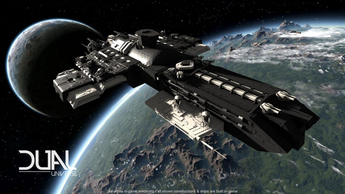 Z Dual Universe se stal třetí nejúspěšnější herní projekt letošního roku na Kickstarteru