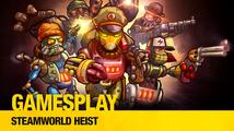 GamesPlay: hrajeme stylovou tahovku SteamWorld Heist