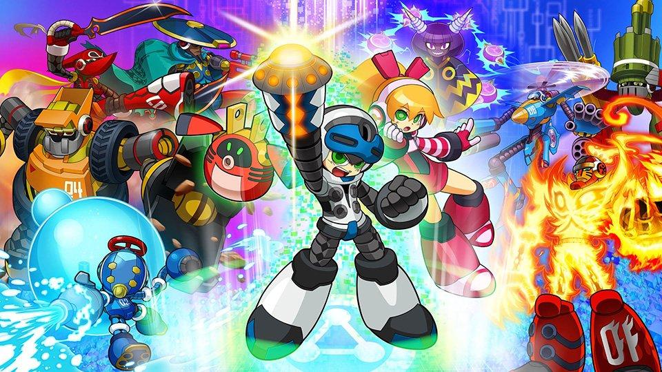 Mighty No. 9 nedostál svému cíli stát se moderním nástupcem Mega Mana