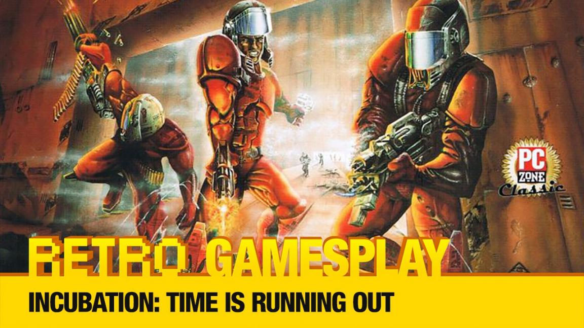 Retro GamesPlay: hrajeme taktickou tahovku Incubation: Time Is Running Out