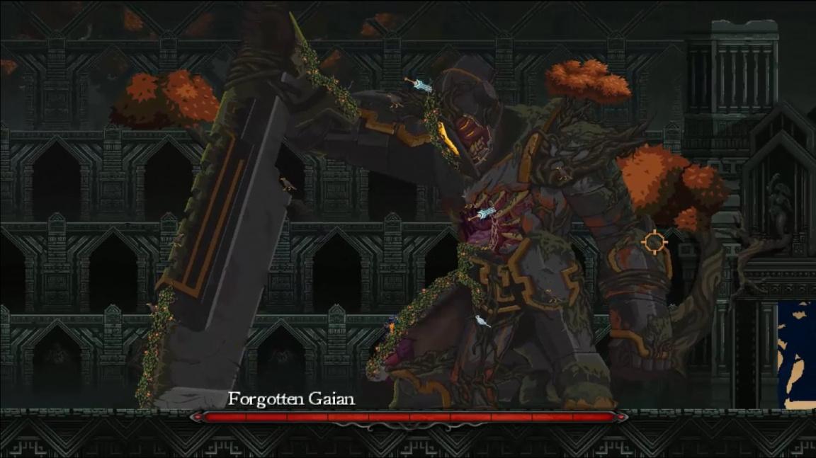 Death's Gambit vás postaví proti velkým a nesmrtelným bossům