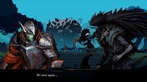 Death's Gambit nabízí sedm povolání, desítku zbraní a hodně umírání