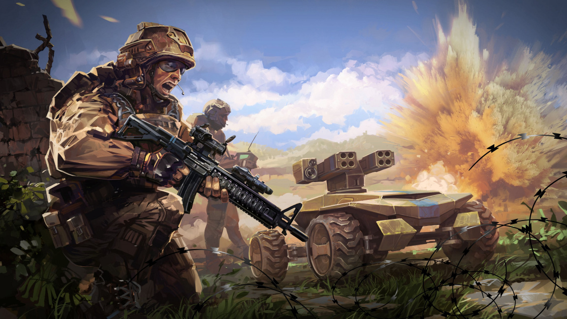 Arma Mobile Ops - recenze