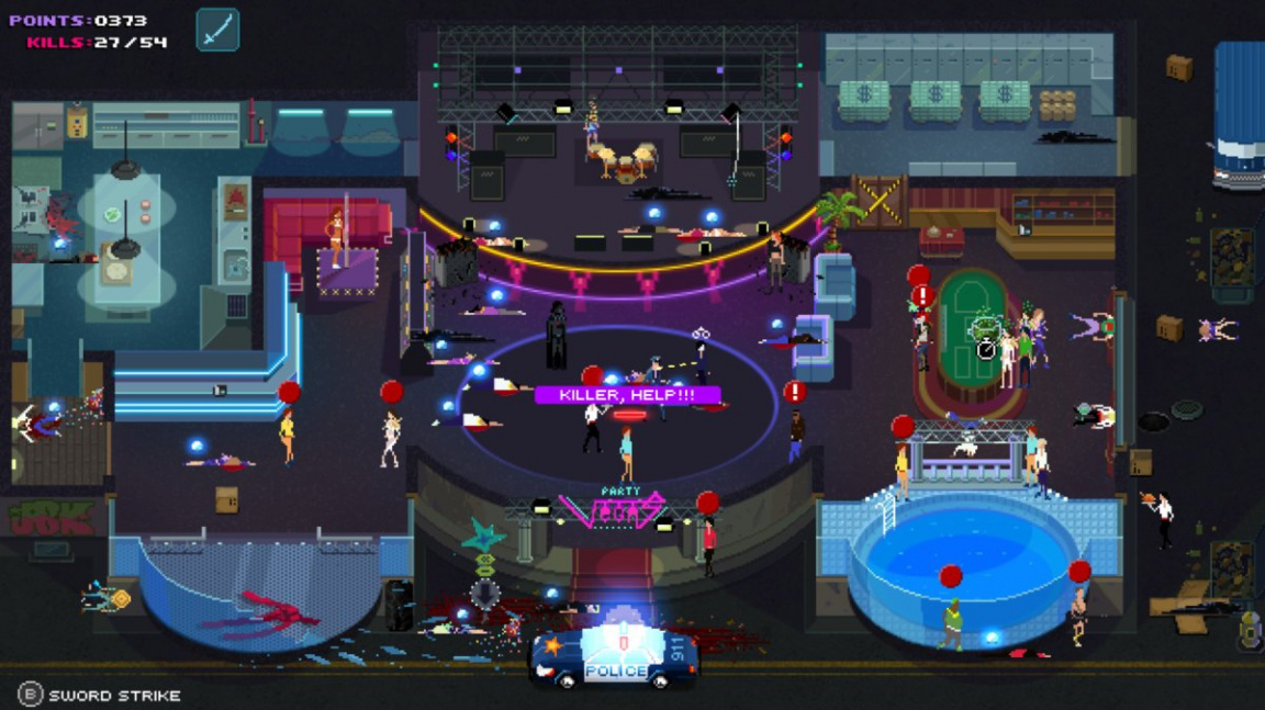 Party Hard – recenze