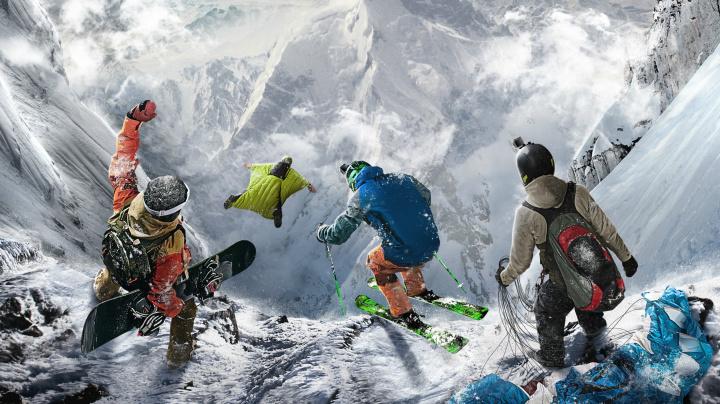 Dojmy z hraní: Steep chce zalepit díru na trhu se zimními sporty velkým světem bez nahrávání