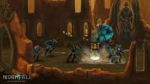 Slovenské akční RPG Moonfall připomíná moderní verzi Golden Axe