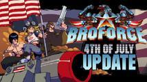 Velký update přidává do Broforce tři nové postavy včetně Bro Leeho