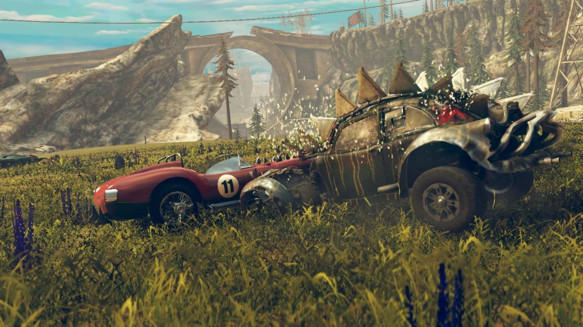 Vylepšený Carmageddon s podtitulem Max Damage dnes vyšel na PS4 a Xbox One