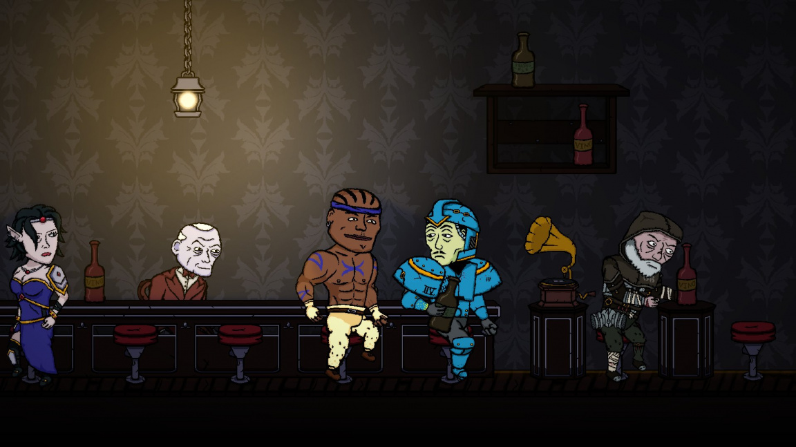 V podivné detektivce The Hex vyšetřujete vraždu ve skupince herních hrdinů