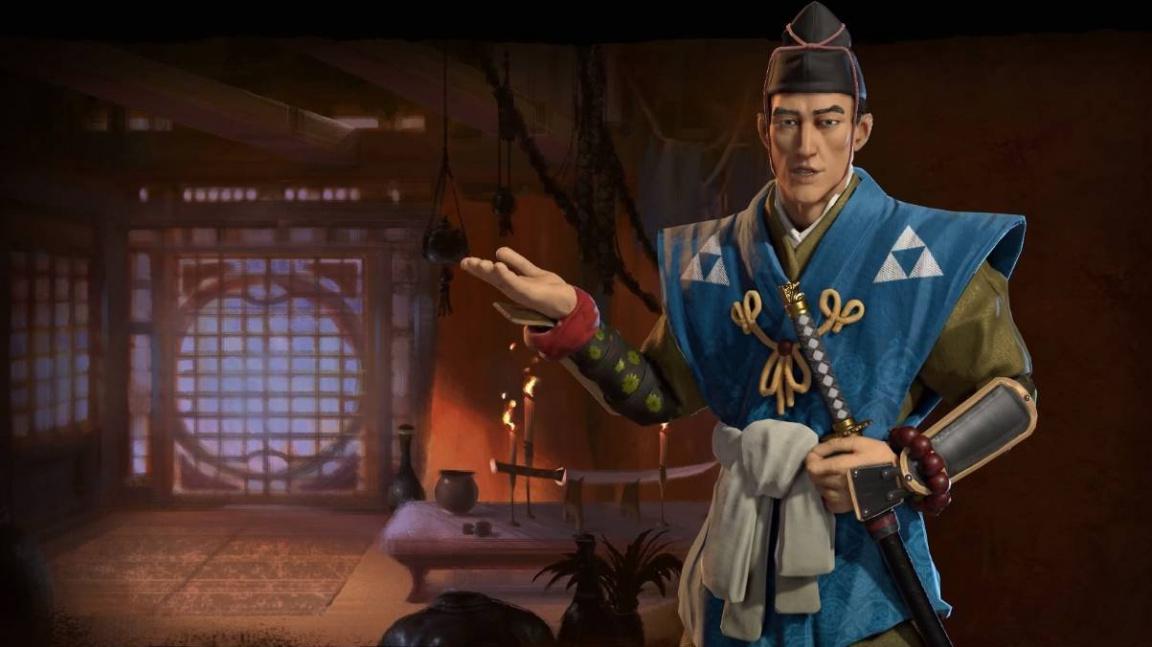 Civilization VI dá Japoncům do vínku nového vládce a vylepšení napříč dějinami