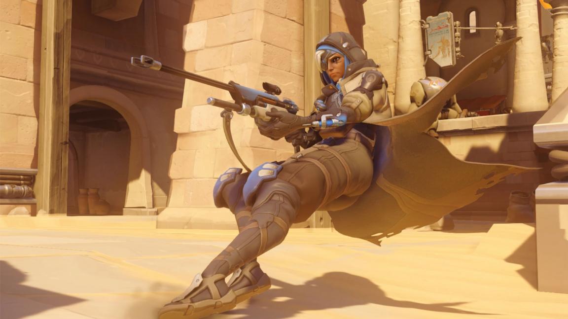 Overwatch představil sniperku Anu a úpravy stávajících hrdinů