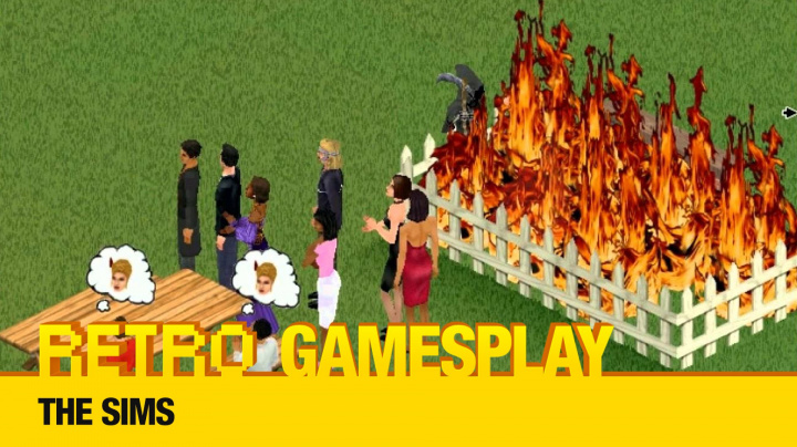 Retro GamesPlay: The Sims