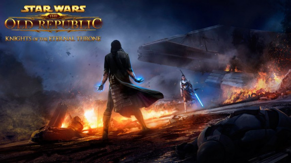 Star Wars: The Old Republic - Knights of the Eternal Throne